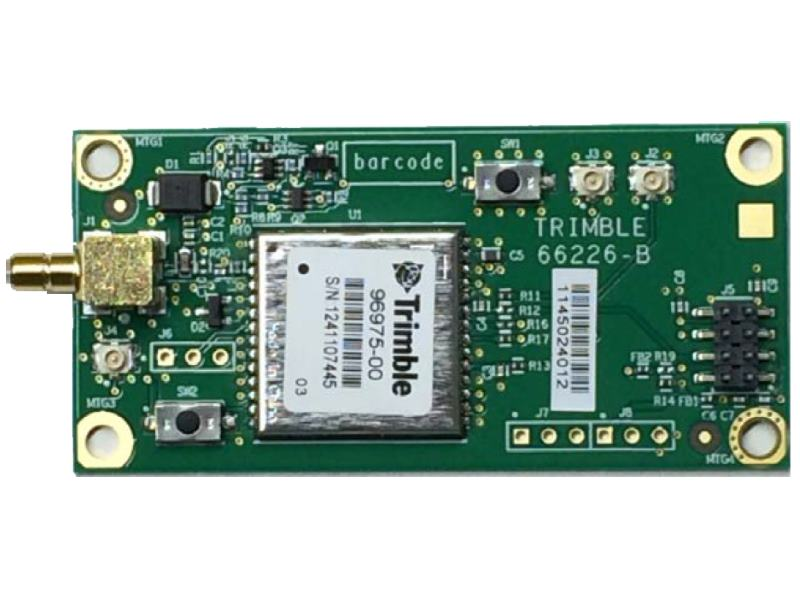Trimble RES SMT 360 Carrier - Multi-GNSS Timing Варианты