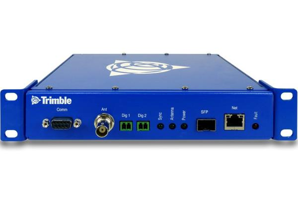 Trimble Thunderbolt PTP GMC - IEEE1588 PTP/NTP Clock